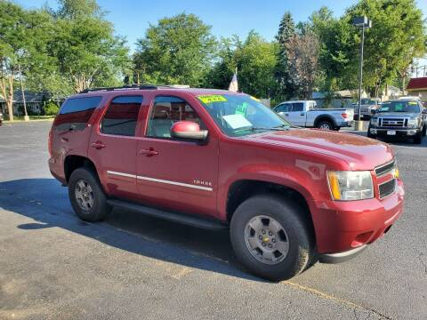 2011 Chevrolet Tahoe for sale at Stach Auto in Janesville WI