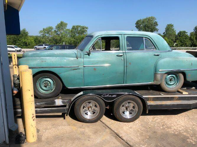 1950 Dodge Coronet for sale in Cadillac, MI