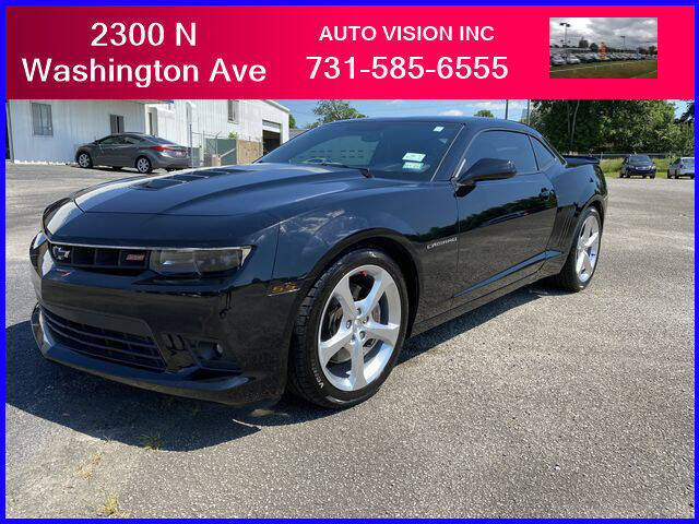 2015 Chevrolet Camaro for sale at Auto Vision Inc. in Brownsville TN