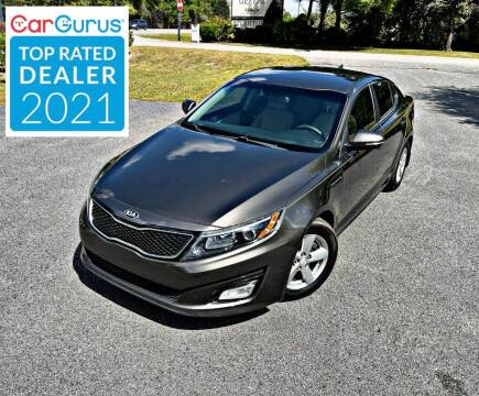 2014 Kia Optima for sale at Brothers Auto Sales of Conway in Conway SC