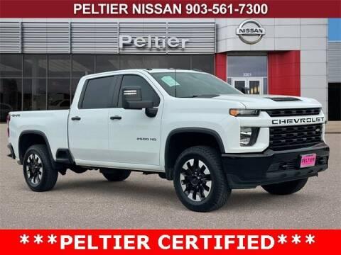 2020 Chevrolet Silverado 2500HD for sale at TEX TYLER Autos Cars Trucks SUV Sales in Tyler TX