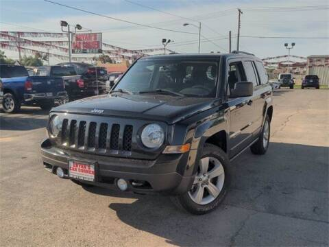2017 Jeep Patriot for sale at Auto Bankruptcy Loans in Chickasha OK