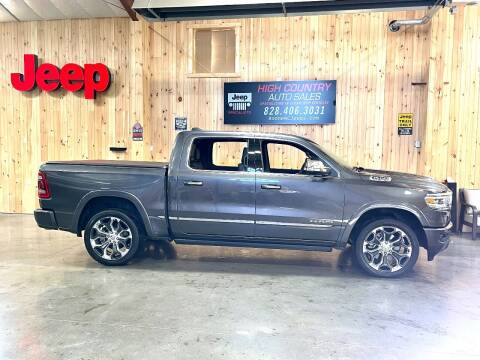 2019 RAM Ram Pickup 1500 for sale at Boone NC Jeeps-High Country Auto Sales in Boone NC