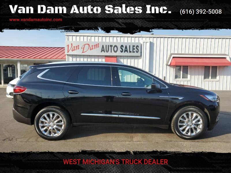 2018 Buick Enclave for sale at Van Dam Auto Sales Inc. in Holland MI