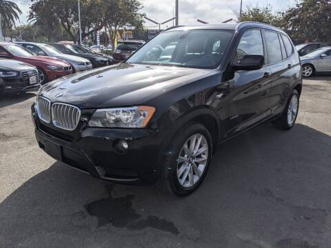 2013 BMW X3 for sale at Convoy Motors LLC in National City CA