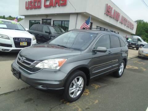 2011 Honda CR-V for sale at Island Auto Buyers in West Babylon NY