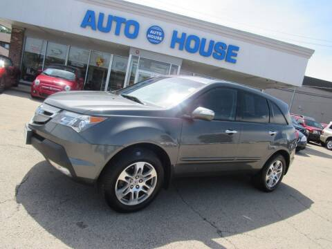 2008 Acura MDX for sale at Auto House Motors in Downers Grove IL
