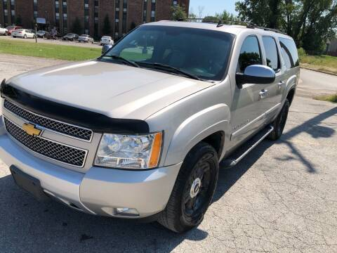 2007 Chevrolet Suburban for sale at Supreme Auto Gallery LLC in Kansas City MO