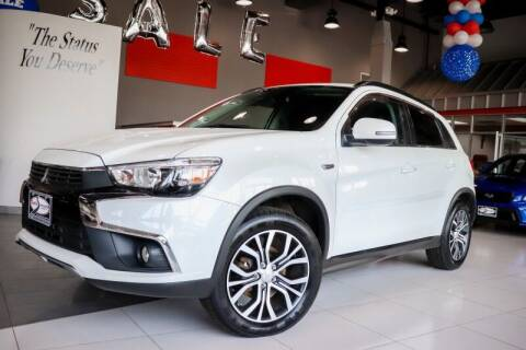 2016 Mitsubishi Outlander Sport for sale at Quality Auto Center of Springfield in Springfield NJ