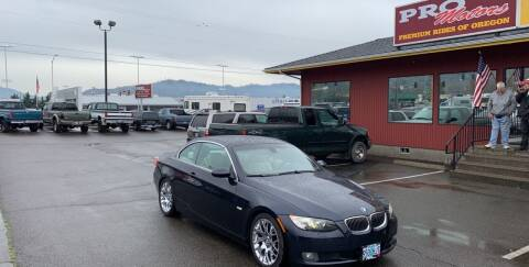 2008 BMW 3 Series for sale at Pro Motors in Roseburg OR