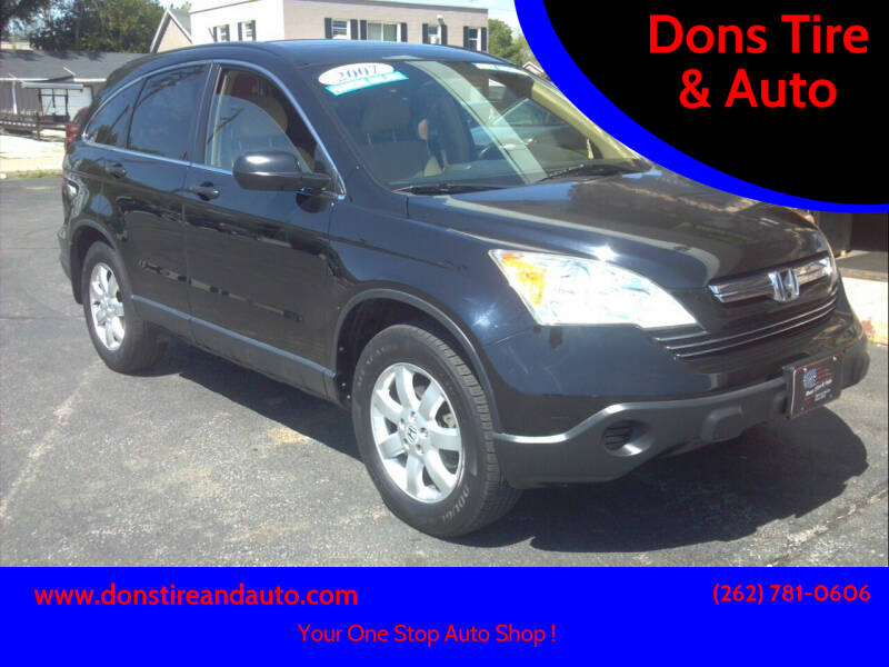 2007 Honda CR-V for sale at Dons Tire & Auto in Butler WI