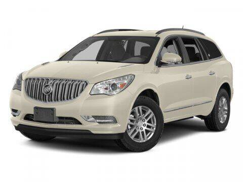 2013 Buick Enclave for sale at BEAMAN TOYOTA in Nashville TN