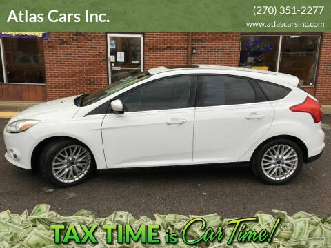 2012 Ford Focus for sale at Atlas Cars Inc. - Radcliff Lot in Radcliff KY