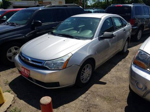 2010 Ford Focus for sale at Big Bills in Milwaukee WI