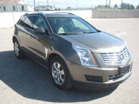 2016 Cadillac SRX for sale at HOO MOTORS in Kiowa CO