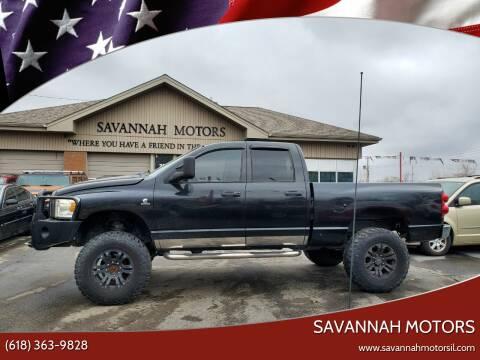 2008 Dodge Ram Pickup 2500 for sale at Savannah Motors in Cahokia IL