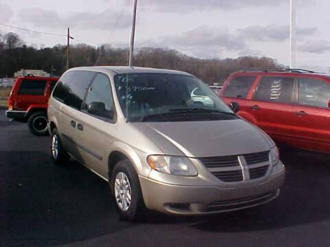 2005 Dodge Grand Caravan for sale at Bates Auto & Truck Center in Zanesville OH