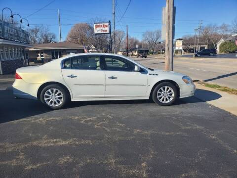 2010 Buick Lucerne for sale at Deals on Wheels in Oshkosh WI