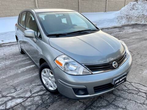 2011 Nissan Versa for sale at EMH Motors in Rolling Meadows IL