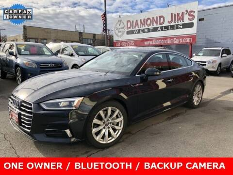 2018 Audi A5 Sportback for sale at Diamond Jim's West Allis in West Allis WI