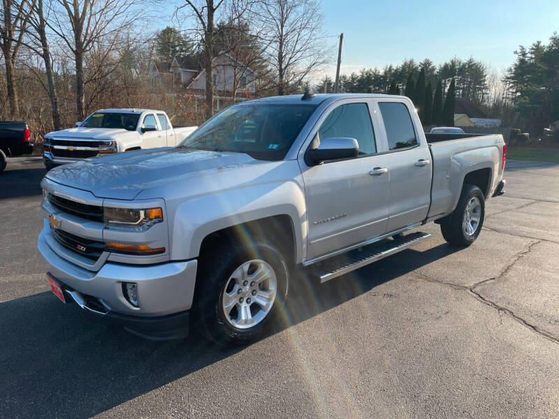 2019 Chevrolet Silverado 1500 LD for sale at Glen's Auto Sales in Fremont NH