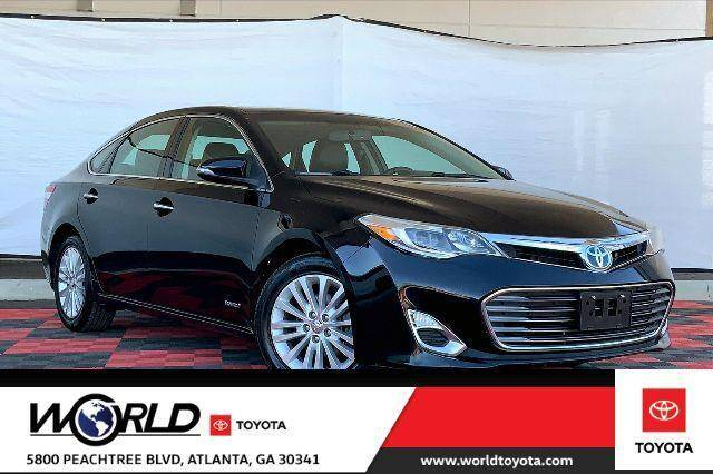 2015 Toyota Avalon Hybrid for sale at CU Carfinders in Norcross GA