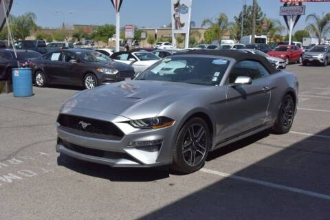 2020 Ford Mustang for sale at Choice Motors in Merced CA