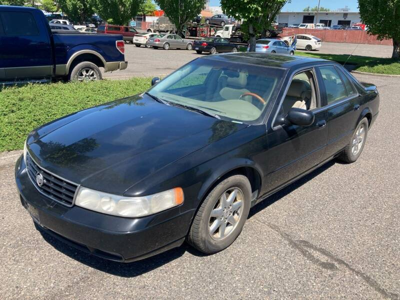 2000 Cadillac Seville for sale at Blue Line Auto Group in Portland OR