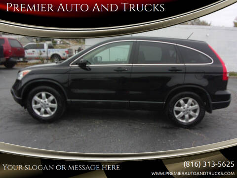 2009 Honda CR-V for sale at Premier Auto And Trucks in Independence MO