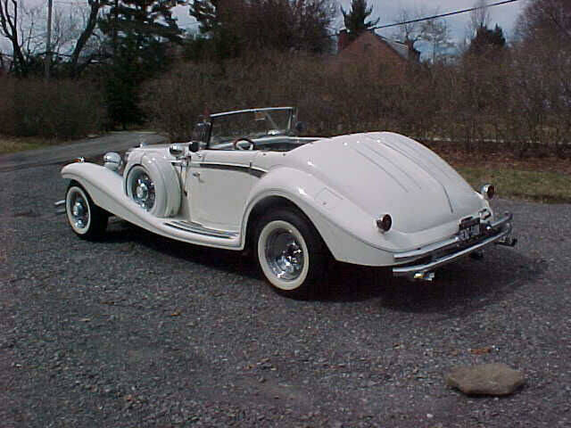 1936 Mercedes-Benz 500-Class 500 ROADSTER - Pittsburgh PA