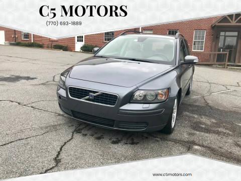 2007 Volvo V50 for sale at C5 Motors in Marietta GA