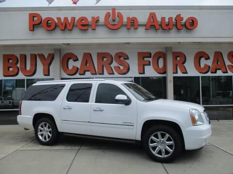 2013 GMC Yukon XL for sale at Power On Auto LLC in Monroe NC