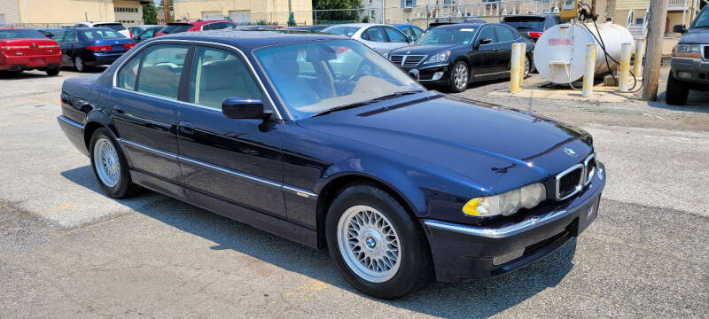 2001 BMW 7 Series for sale at WEELZ in New Castle DE