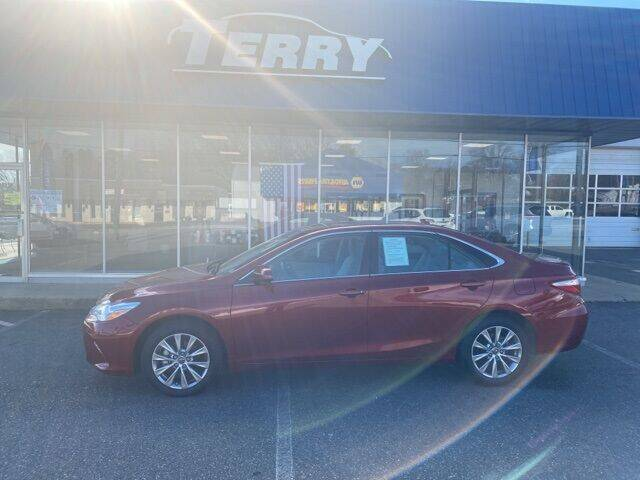 2015 Toyota Camry for sale at Terry of South Boston in South Boston VA