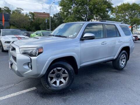 2016 Toyota 4Runner for sale at Sonias Auto Sales in Worcester MA