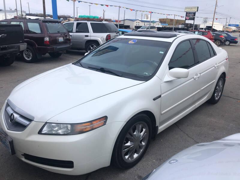 2004 Acura TL for sale at TTT Auto Sales in Spokane WA
