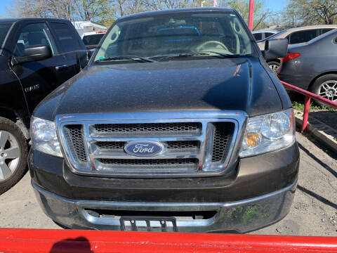 2008 Ford F-150 for sale at BULLSEYE MOTORS INC in New Braunfels TX