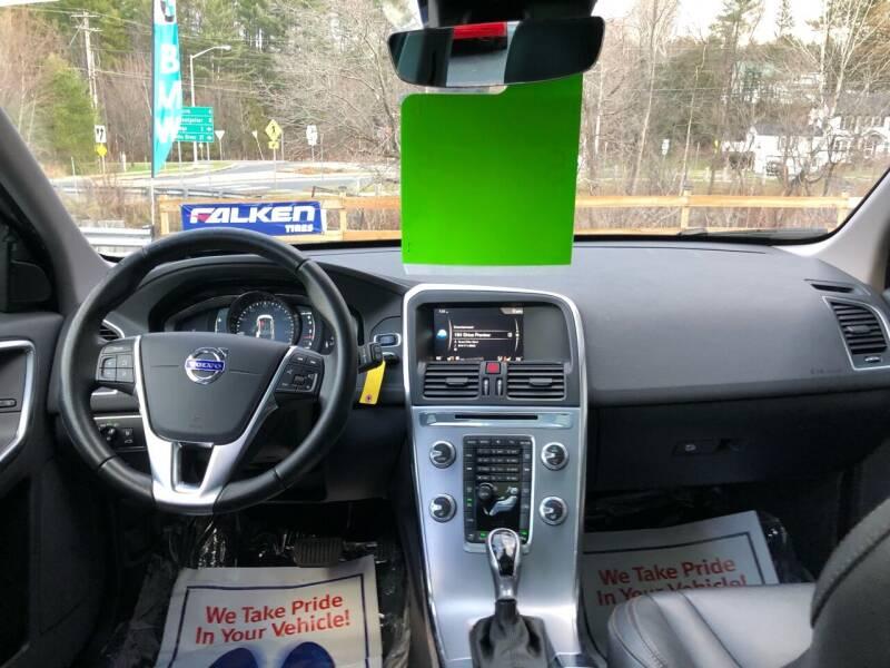 2017 Volvo XC60 AWD T6 Dynamic 4dr SUV - East Barre VT