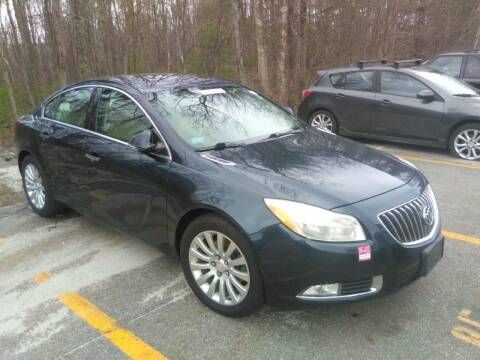 2013 Buick Regal for sale at Thames River Motorcars LLC in Uncasville CT