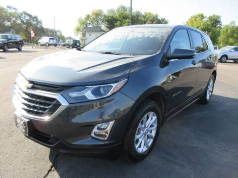 2018 Chevrolet Equinox for sale at Dam Auto Sales in Sioux City IA
