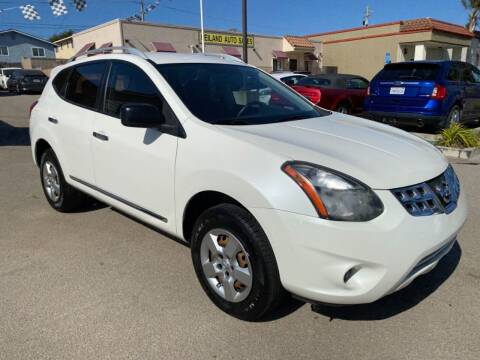 2014 Nissan Rogue Select for sale at HEILAND AUTO SALES in Oceano CA