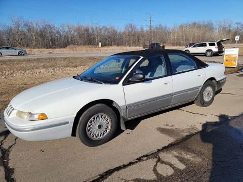 1994 Chrysler Concorde for sale at Sunshine Auto Sales in Menasha WI