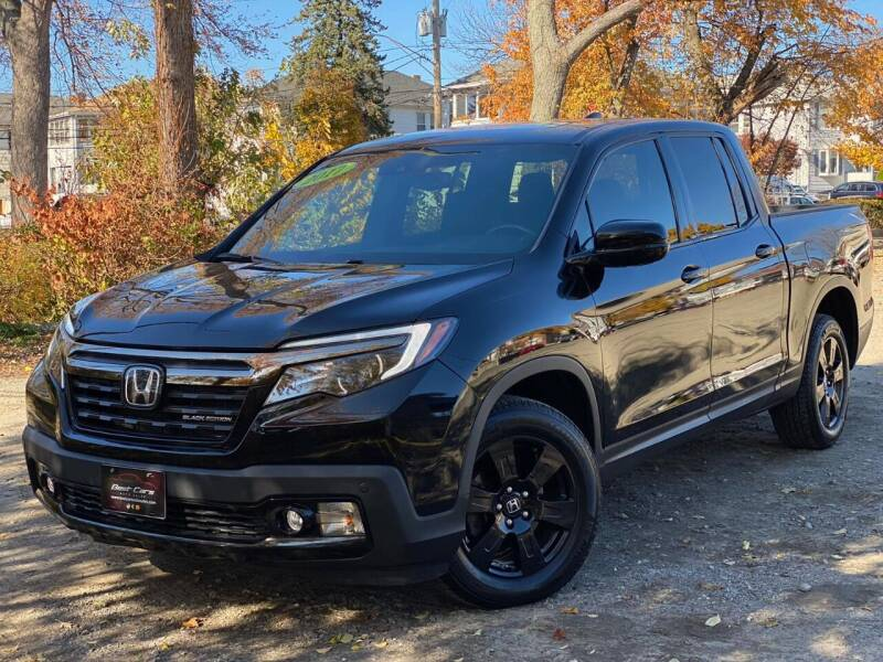 2017 Honda Ridgeline for sale at Best Cars Auto Sales in Everett MA
