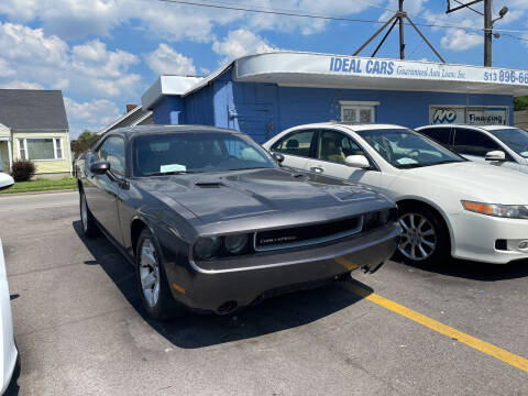 2014 Dodge Challenger for sale at Ideal Cars in Hamilton OH