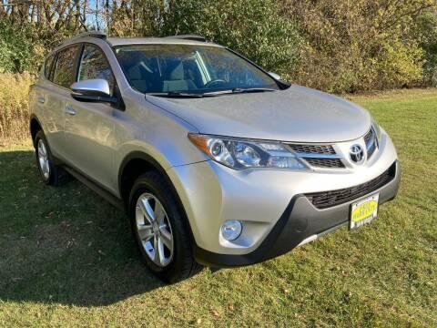 2013 Toyota RAV4 for sale at M & M Motors in West Allis WI