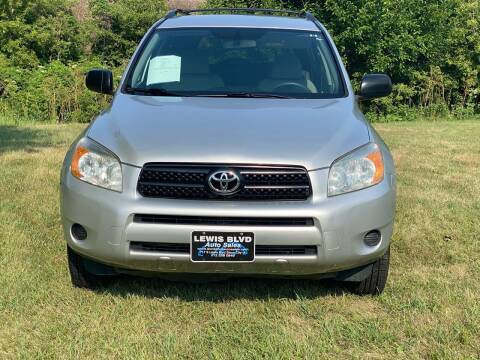 2008 Toyota RAV4 for sale at Lewis Blvd Auto Sales in Sioux City IA