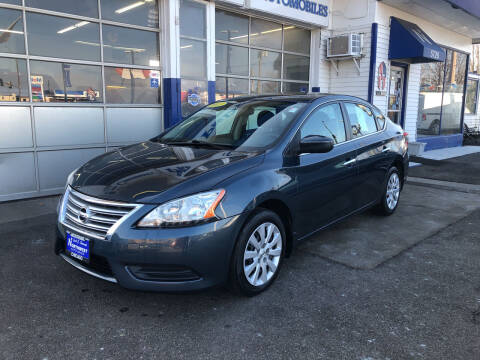 2013 Nissan Sentra for sale at Jack E. Stewart's Northwest Auto Sales, Inc. in Chicago IL