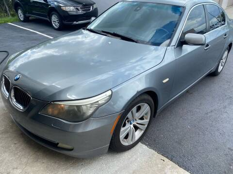 2009 BMW 5 Series for sale at Ultimate Autos of Tampa Bay LLC in Largo FL