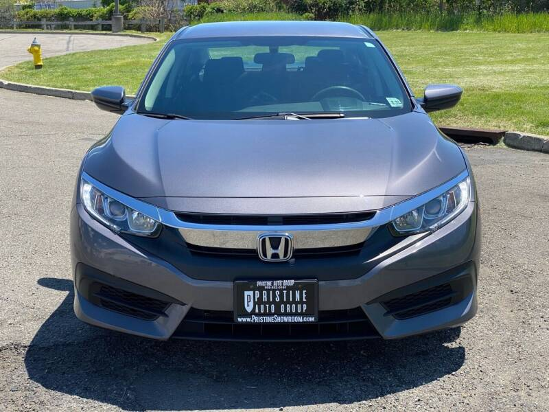 2016 Honda Civic for sale at Pristine Auto Group in Bloomfield NJ