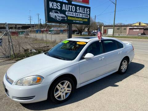 2013 Chevrolet Impala for sale at KBS Auto Sales in Cincinnati OH
